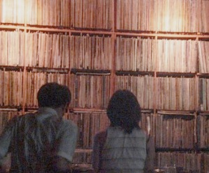 Wall of Records