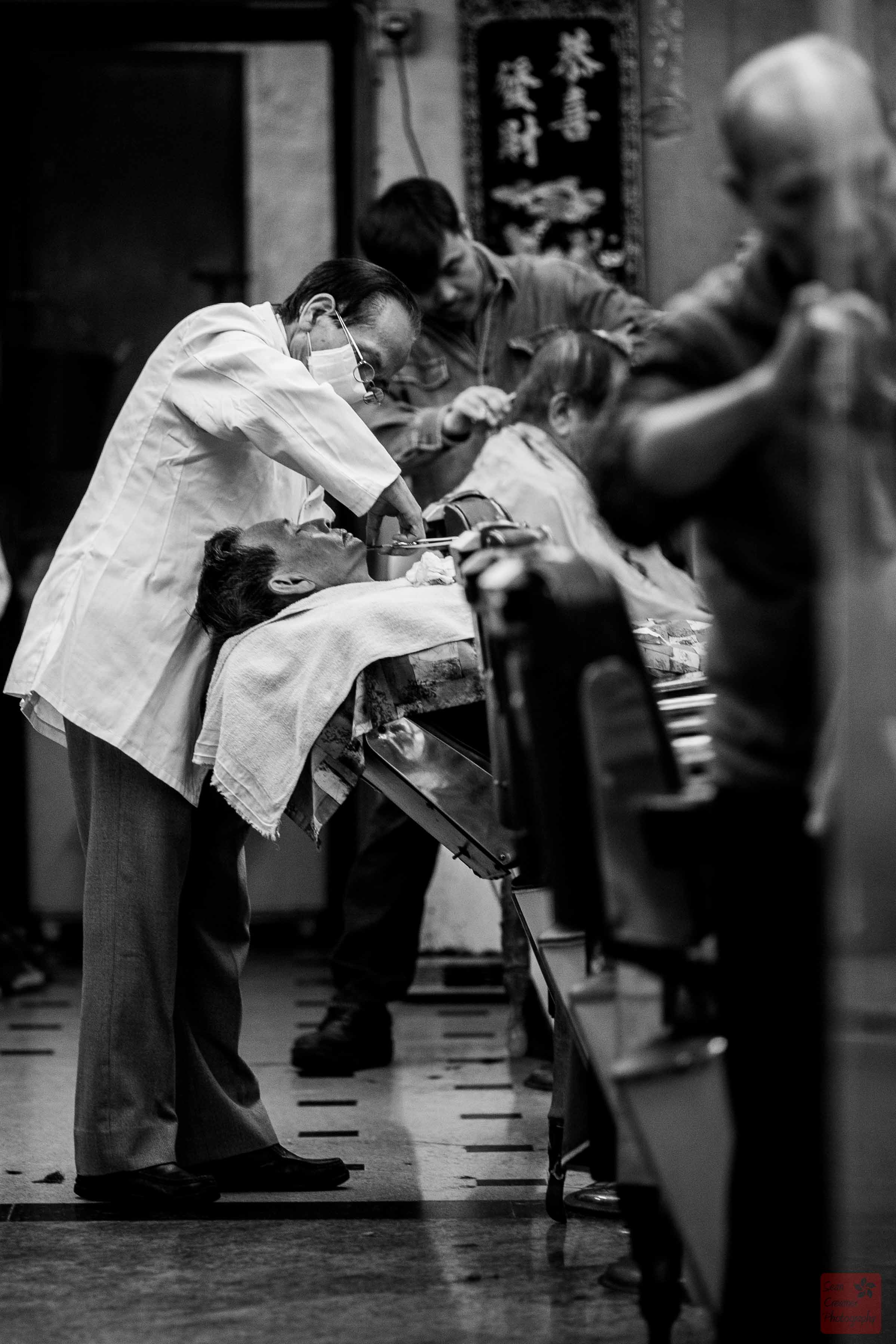 street SNAPS: The Barber Shop, part 2 | The Guest Room